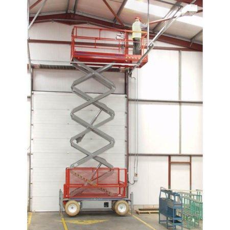 Saxlift 11,6 m Arb.höjd 2800 kg