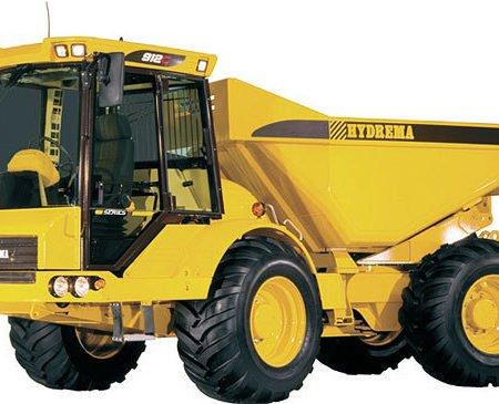 Dumper 10 000 kg hjulburen