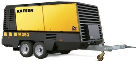 Kompressor hjulram 35,0 m3