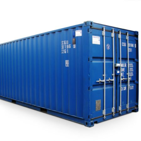 Container och förråd