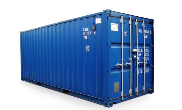 Container 20 fot