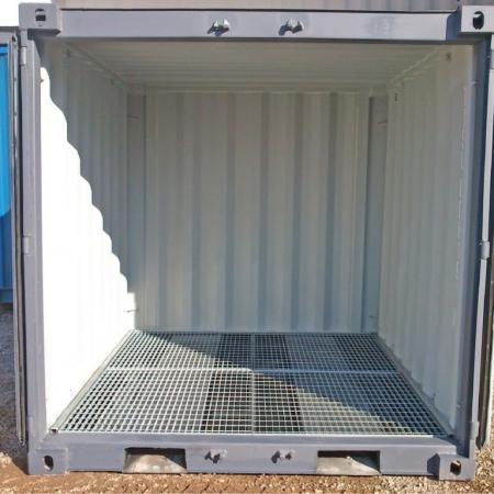 Miljöcontainer 10'