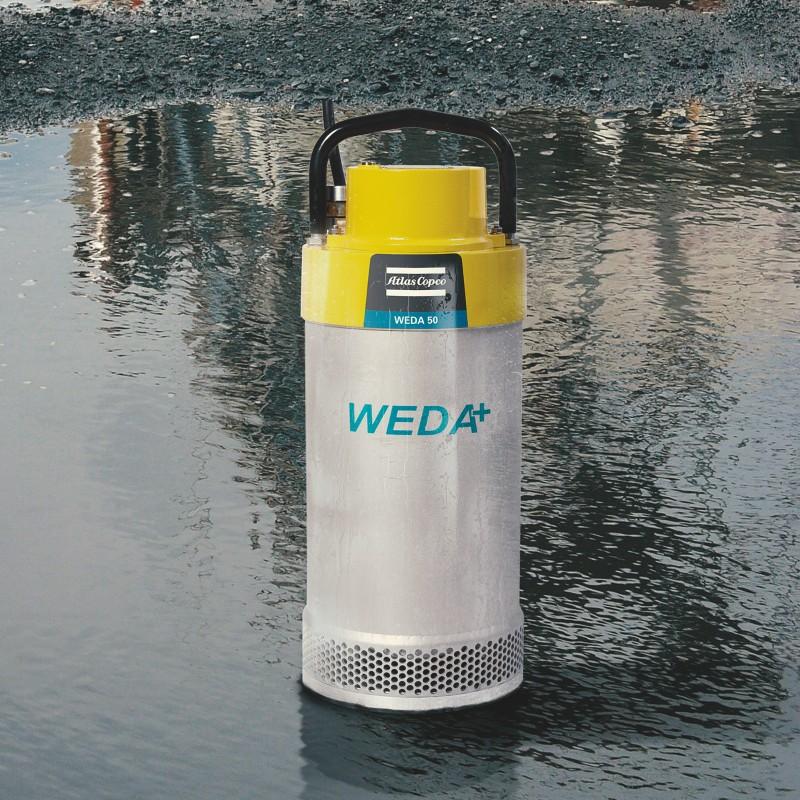 Dränkbara pumpar