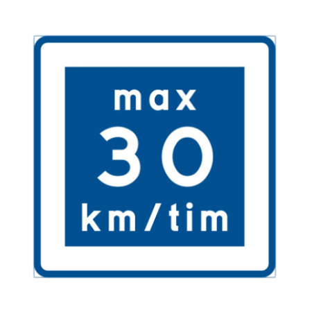Rekommenderad hastighet E11 N3